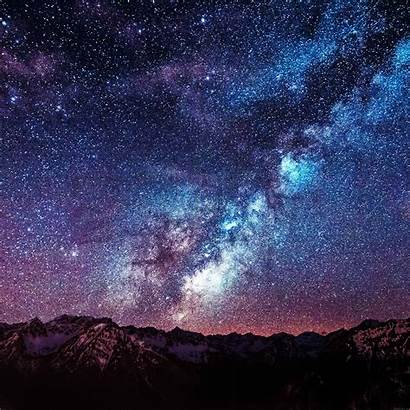Space Galaxy Wallpapers Amazing Iphone Mountain Ipad