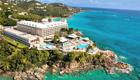 Frenchman's Reef Marriott Resort, Sugar Bay, To Remain