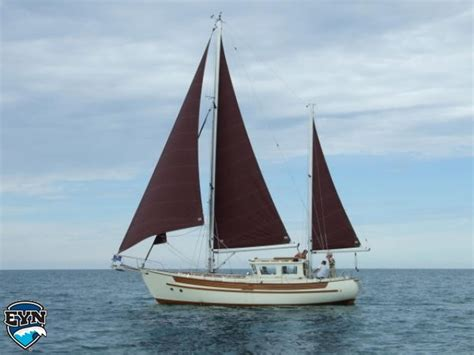 Fisher motor sailers, guernsey, channel islands. 2007 Fisher 37 Sail Boat For Sale - www.yachtworld.com