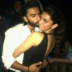 Caught in Act!!! Deepika Padukone and Ranveer Singh