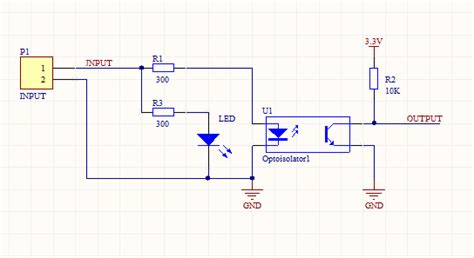 microcontroller how to put led to indicate the signal is functioning electrical engineering