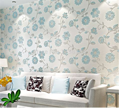 stickers cuisine ikea embossed textile import non woven 3d ikea wallpapers roll
