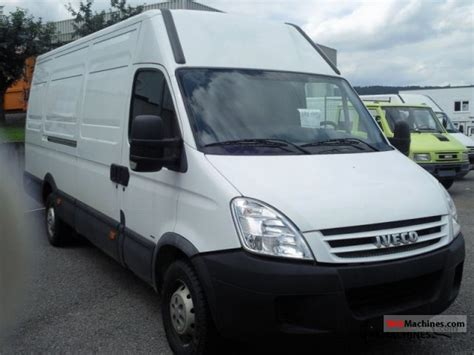 Iveco Daily Ii 35 S 12 V 2008 Box-type Delivery Van