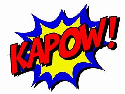 Kapow Comic Pixabay Fight