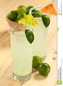 Lemonade stock photo. Image of healthy, lime, parasol ...