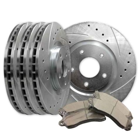 Ford F150 Heavy Duty Brake Rotors And Brake Pads