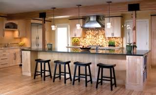 ideas for kitchen designs big kitchen design ideas 7 decor ideas enhancedhomes org