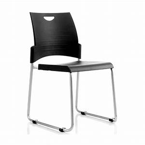 Stackable Office Chairs Buro Pronto Chair Buro Seating NZ