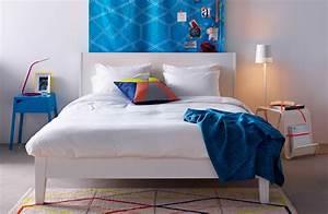 Ikea Lit 140 : lit blanc 140 ikea photo 8 10 avec le cadre de lit ~ Teatrodelosmanantiales.com Idées de Décoration