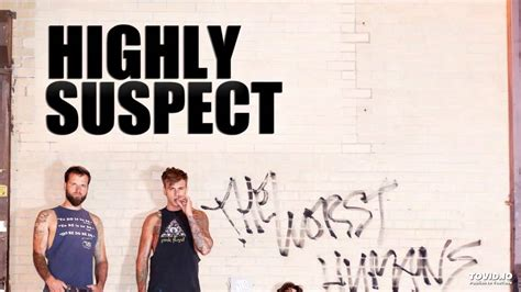 Highly Suspect - Gumshoe - YouTube