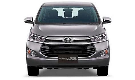 Gambar Mobil Toyota Kijang Innova by Daftar Harga Toyota Kijang Innova April 2019