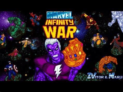 marvel infinity war  game youtube