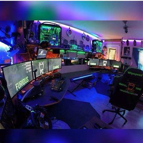 bureau ups 17 meilleures idées à propos de pc gaming setup sur