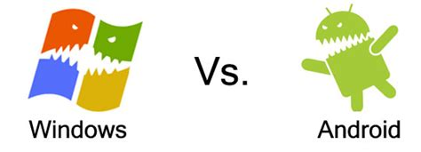 android vs windows why windows operating system is better than android litabi