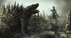 Fanfics Interactivos: Los Ultraman vs. Godzilla (no oficial)