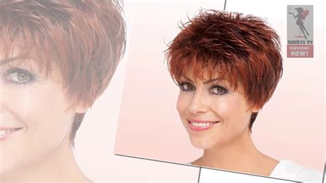 2018 Best Short Haircuts For Older Women