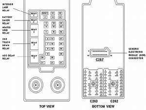 1997 Ford Expedition Xlt Fuse Box Diagram