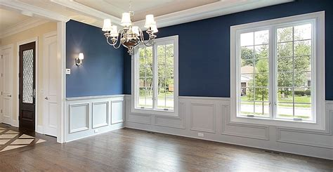 New Jersey Molding  Make A Statement With Chair Rail