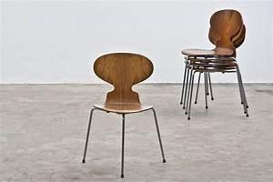 Arne Jacobsen Ant Chair : la ant chair d 39 arne jacobsen simple et ind modable ~ Markanthonyermac.com Haus und Dekorationen