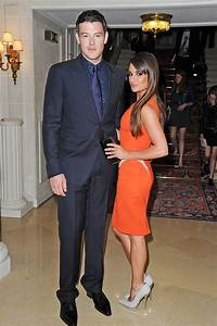 Fashionable Pair | Lea Michele and Cory Monteith's Sexy ...
