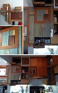 Natural, Modern, Interiors, Kitchen, Design, Ideas, Recycled