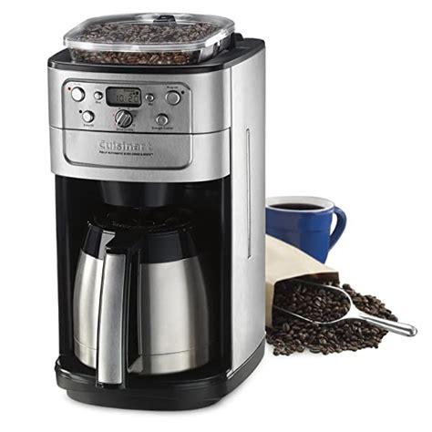 top   coffee makers  grinder