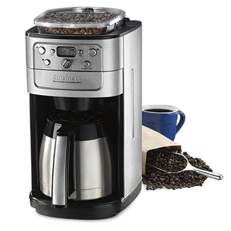Among different types, brands, and models, being able to get your hand on the right one is a daunting task for sure. Top 10 Best Coffee Makers With Grinder in (May. 2020 ...
