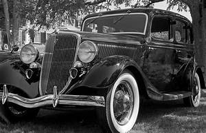 12 Vintage Black And White Photography Cars Images - Black ...