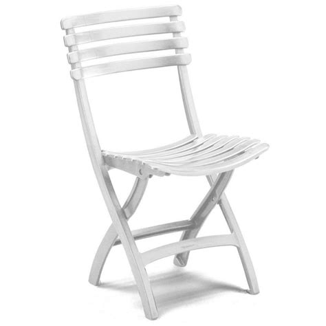 white folding outdoor bistro chair m 42 026 cozydays