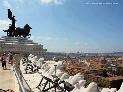 terrazze vittoriano roma vista dall alto le 5 terrazze pi 249