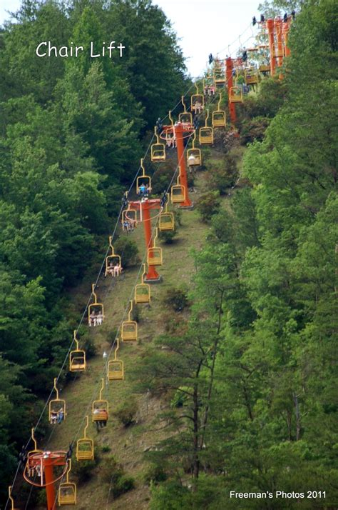 gatlinburg chair lift new 17 best images about gatlinburg tennessee on