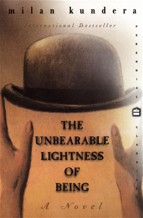 unbearable lightness of being milan kundera what you read