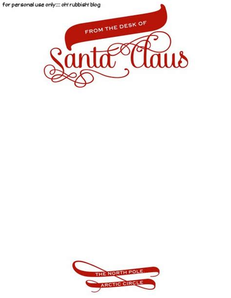 santa letter template free printable thanks for the santa letter template free printable thanks for the 93265