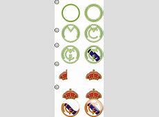 Draw Real Madrid CF Logo with Corel Draw Tutorial Corel
