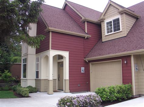 Classic Craftsman Exterior Paint Colors  Chocoaddictscom