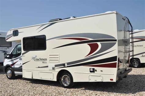 2018 New Coachmen Freelander Micro Mini 20CB RV For Sale