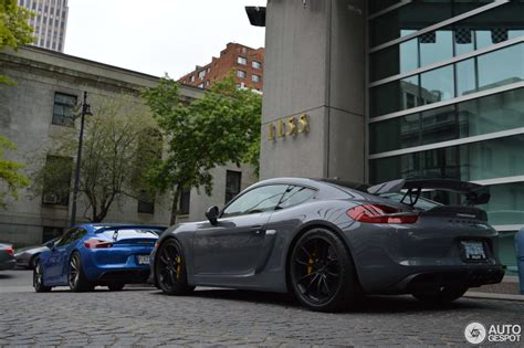 Search 16 listings to find the best deals. Porsche 981 Cayman GT4 - 14 september 2016 - Autogespot