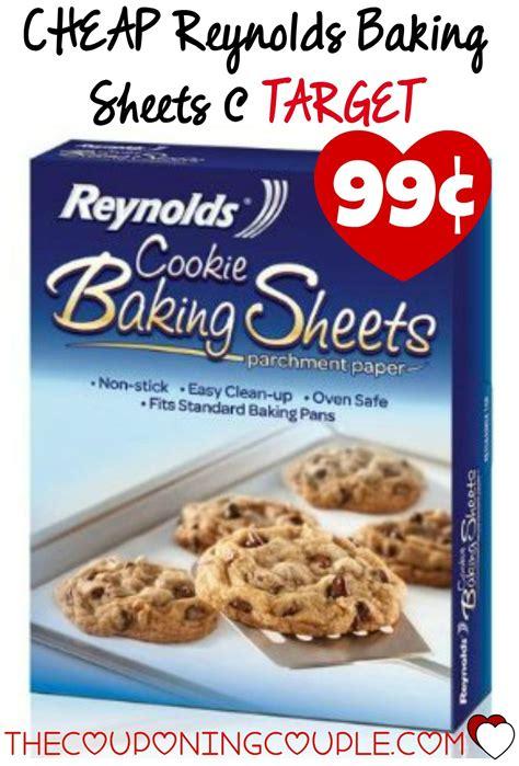 baking sheets reynolds target cheap