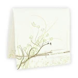 faire part mariage fr faire part de mariage 2 oiseaux sur branche sur papier fibreux jx 535 faire part de