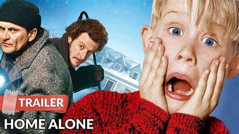 Home Alone 1990 Trailer Hd  Macaulay Culkin  Joe Pesci  Daniel Stern Youtube