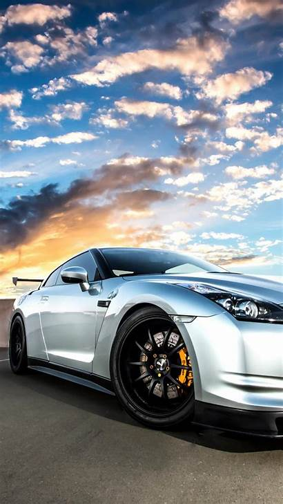 Gtr Nissan R35 Wallpapers Phone Android Gt