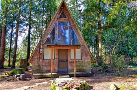 aframe homes a frame tiny house swoon
