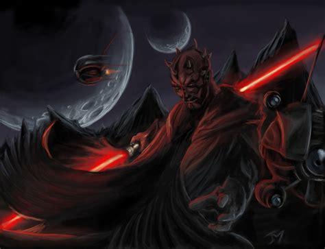 Dark Force- Darth Maul By Abovocipher On Deviantart