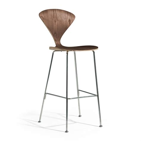 Norman Bar Stools by Norman Bar Stool With Steel Legs