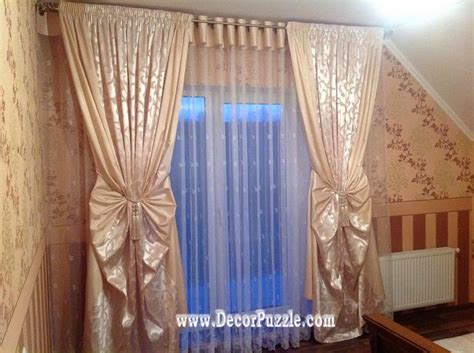 drapery scarf ideas the best curtain styles and designs ideas 2017