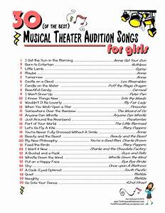 Choosing the Right Audition Song - The Prepared Performer