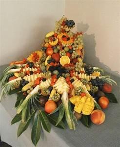 Corbeille De Fleurs Pour Mariage : corbeille de fruits christianne fontaine ~ Teatrodelosmanantiales.com Idées de Décoration