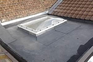 Pose De Shingle : r novation des toitures plates braine l 39 alleud toiture ~ Melissatoandfro.com Idées de Décoration