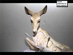 Colorful Easy Ceramic Animal Sculptures   Home Decor ...