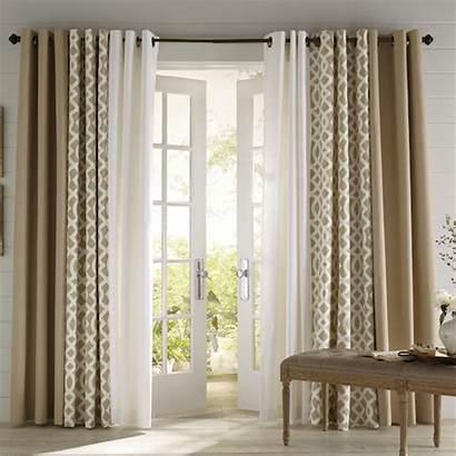 Living Dining Curtains Windows Curtain Window Panel